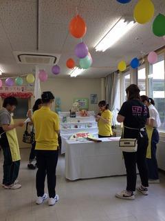ゲームコーナー(北広島リハビリセンター祭)
